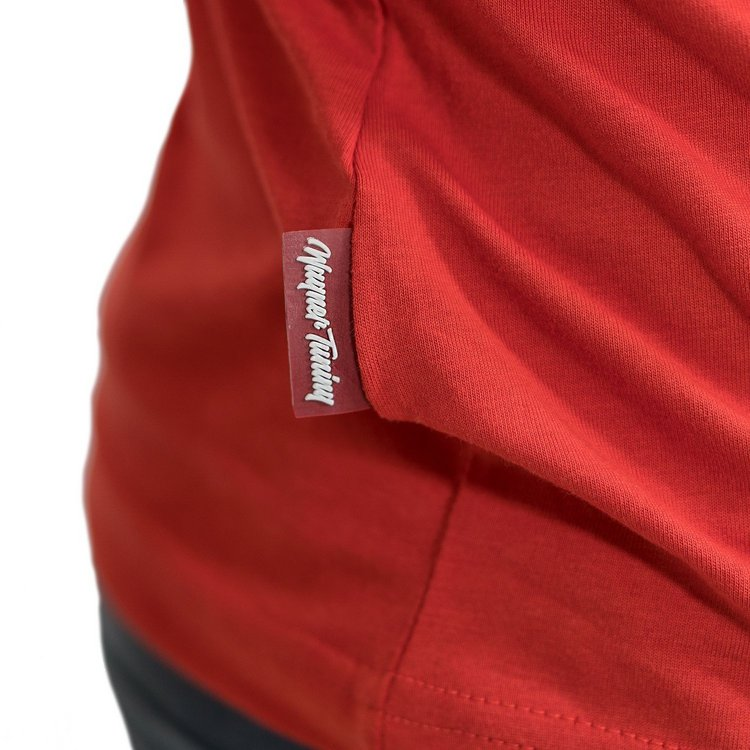 masters-red-shirt - XL
