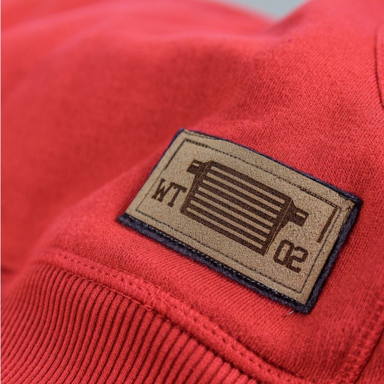 Wagner Tuning »Inter Red« Hoodie -XL