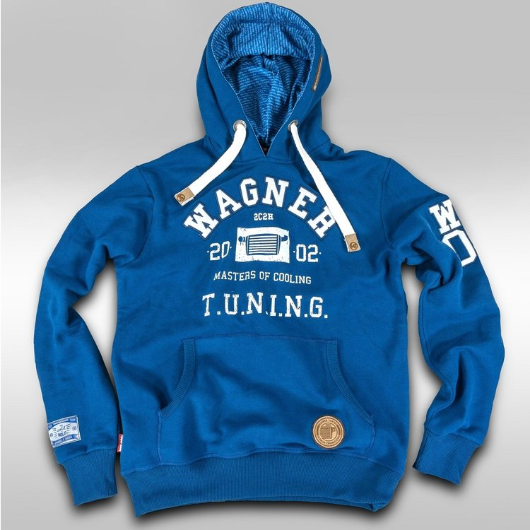 Wagner Tuning »Master Blue« Hoodie -M