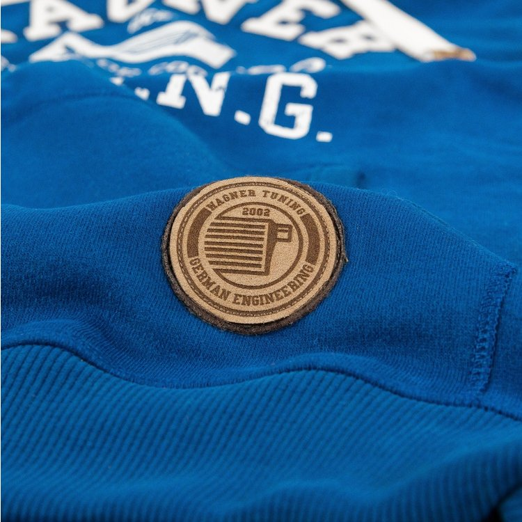 Wagner Tuning »Master Blue« Hoodie -XL