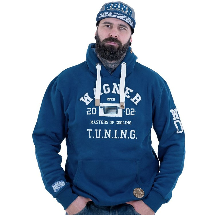Wagner Tuning »Master Blue« Hoodie -XXL