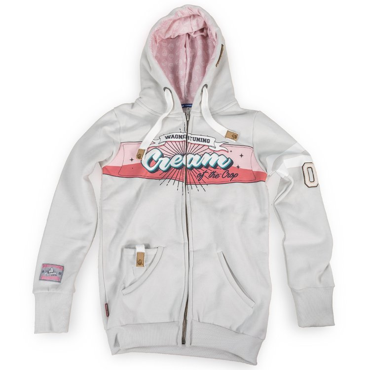 Hoodie zipped »Cream of the Crop Girls« -L