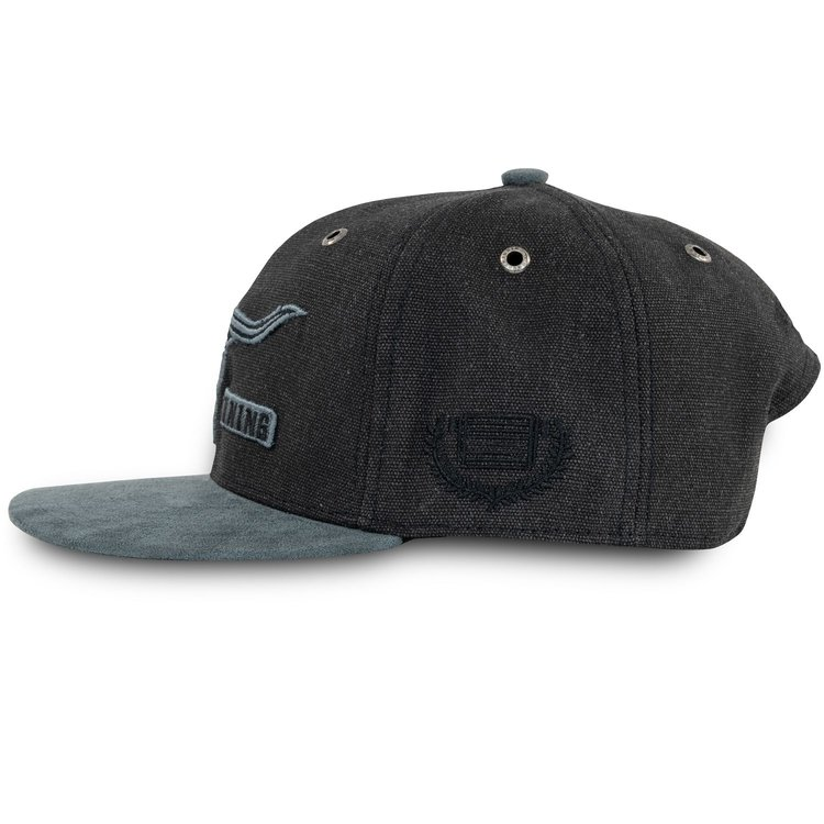 Snapback Cap »Black Horn Patch« by WAGNERTUNING