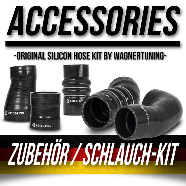 Silikonschlauch Kit Audi A4/A5 3,0 TDI