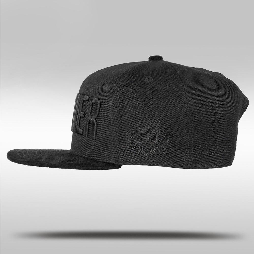 WAGNERTUNING Snapback Cap »Black Ed.« | wagner-tuningshop.de