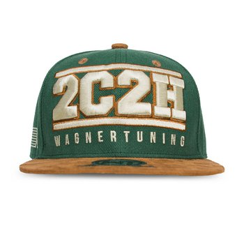 Snapback Cap »2Cold 2 Hold EDT.« by WAGNERTUNING